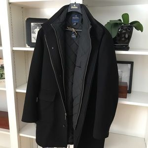 Brooks Brothers Town Coat 3 in 1 - XL